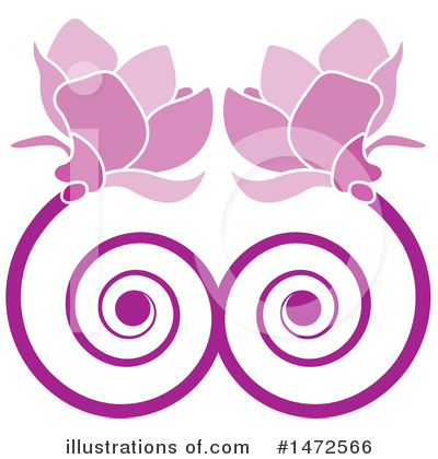 Spiral Clipart #1472566 by Lal Perera