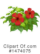 Flower Clipart #1474075 by Graphics RF