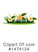 Flower Clipart #1474134 by Graphics RF