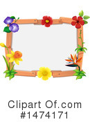 Flower Clipart #1474171 by Graphics RF