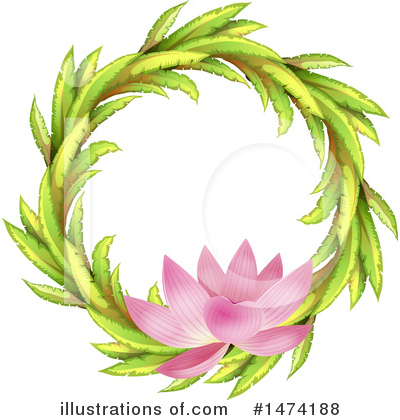 Water Lily Clipart #1474188 by Graphics RF
