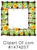 Flower Clipart #1474207 by Graphics RF