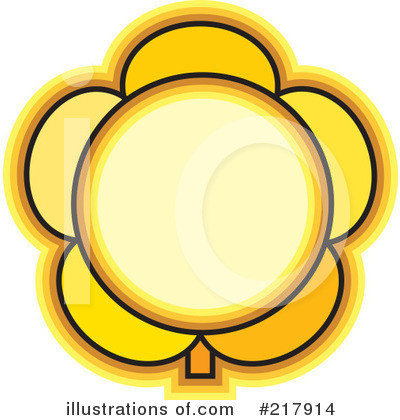 Sunflower Clipart #217914 by Lal Perera