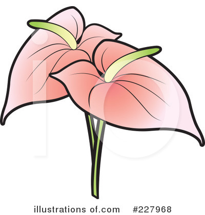 Flower Clipart #227968 by Lal Perera