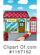 Flower Shop Clipart #1167162 by Graphics RF