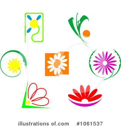 Daisy Clipart #1061537 by Vector Tradition SM