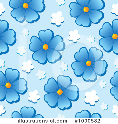 Daisy Clipart #1090582 by visekart