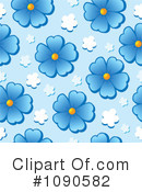 Flowers Clipart #1090582 by visekart
