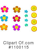 Flowers Clipart #1100115 by bpearth