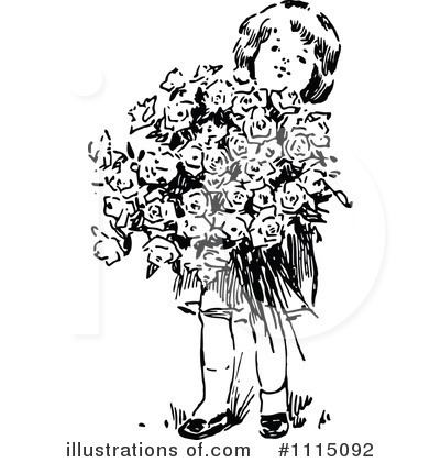 Children Clipart #1115092 by Prawny Vintage