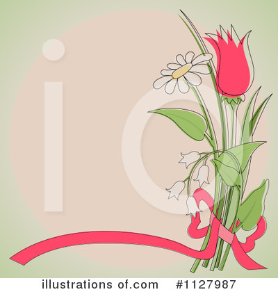 Floral Clipart #1127987 by dero