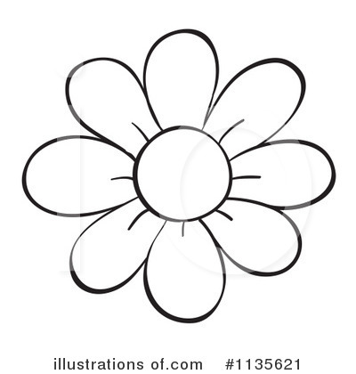 Royalty free rf flowers clipart illustration by colematt stock