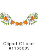 Flowers Clipart #1166889 by Graphics RF