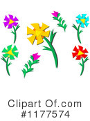 Flowers Clipart #1177574 by bpearth