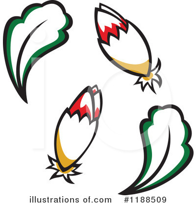 Leaf Clipart #1188509 by Cherie Reve