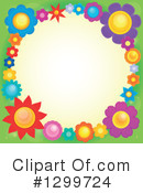 Flowers Clipart #1299724 by visekart