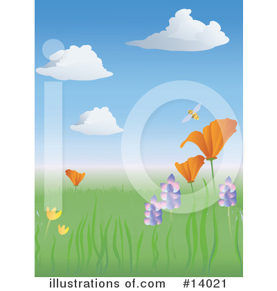 Seasons Clipart #14021 by Rasmussen Images