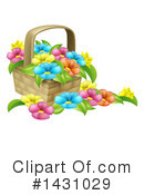 Flowers Clipart #1431029 by AtStockIllustration