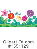 Flowers Clipart #1551129 by visekart