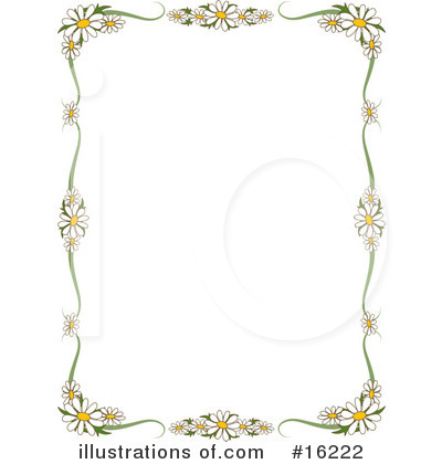 Flowers Clipart #16222 by Maria Bell