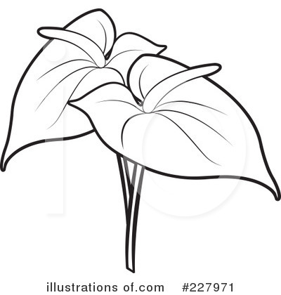 Flowers Clipart 227971 Illustration By Lal Perera