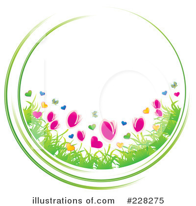 Flowers Clipart #228275 by MilsiArt