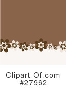 Flowers Clipart #27962 by KJ Pargeter