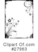 Flowers Clipart #27963 by KJ Pargeter