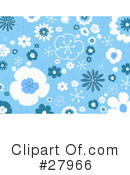 Flowers Clipart #27966 by KJ Pargeter