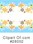 Flowers Clipart #28002 by KJ Pargeter