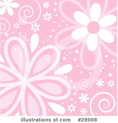 Daisies Clipart #28008 by KJ Pargeter
