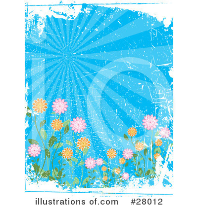 Daisies Clipart #28012 by KJ Pargeter