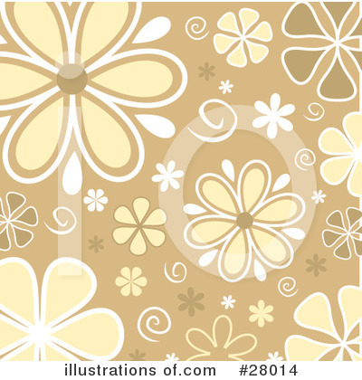Daisies Clipart #28014 by KJ Pargeter