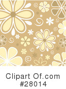Flowers Clipart #28014 by KJ Pargeter