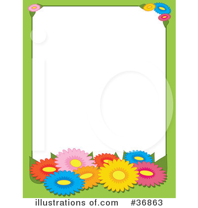 Flowers Clipart #36863 by Maria Bell