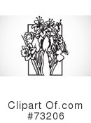 Flowers Clipart #73206