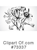 Flowers Clipart #73337