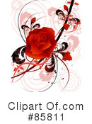 Flowers Clipart #85811