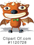 Flying Bat Clipart #1120728 by Graphics RF