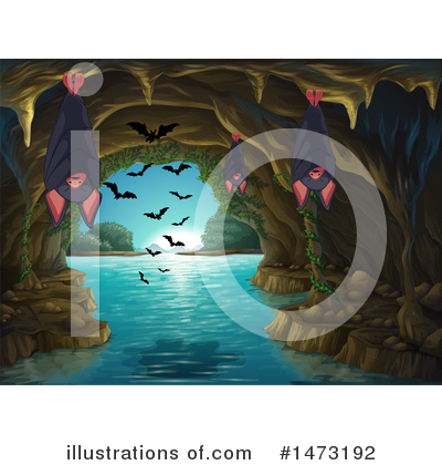 Cave Clipart #1473192 by Graphics RF