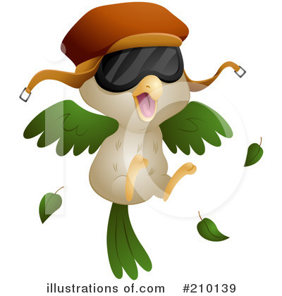 Flying Clipart #210139 by BNP Design Studio