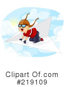 Flying Clipart #219109 by BNP Design Studio