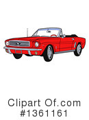Fod Mustang Clipart #1361161