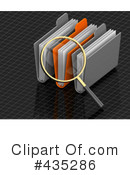 Folder Clipart #435286 by Tonis Pan