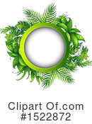 Royalty-Free (RF) Foliage Clipart Illustration #1522872