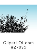 Foliage Clipart #27895 by KJ Pargeter