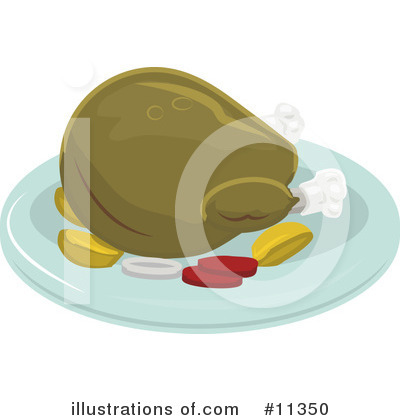 Thanksgiving Clipart #11350 by AtStockIllustration