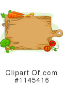 Royalty-Free (RF) food Clipart Illustration #1145416