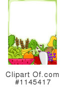 Royalty-Free (RF) food Clipart Illustration #1145417