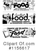Food Clipart #1156617 by BestVector